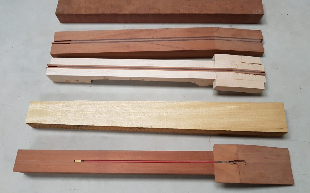 Laminated Guitar Necks